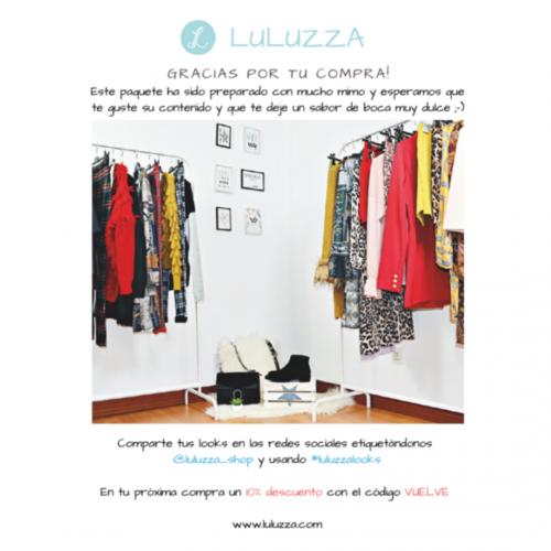 flyers para luluzza